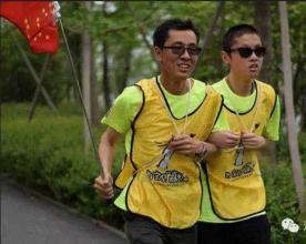 上海盲童高考考出623分